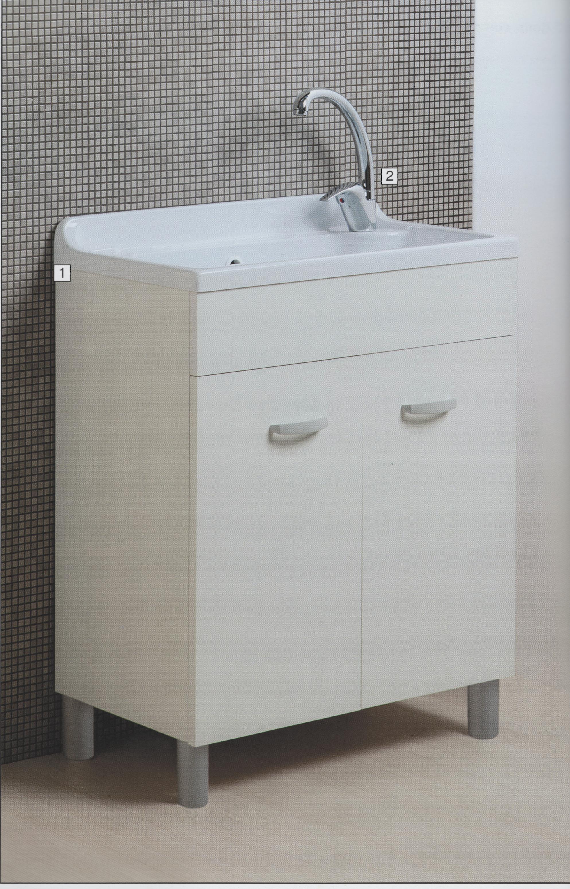 Lavatoio Per Bagno Lavanderia lavanderia lavatoio sirena 70x40