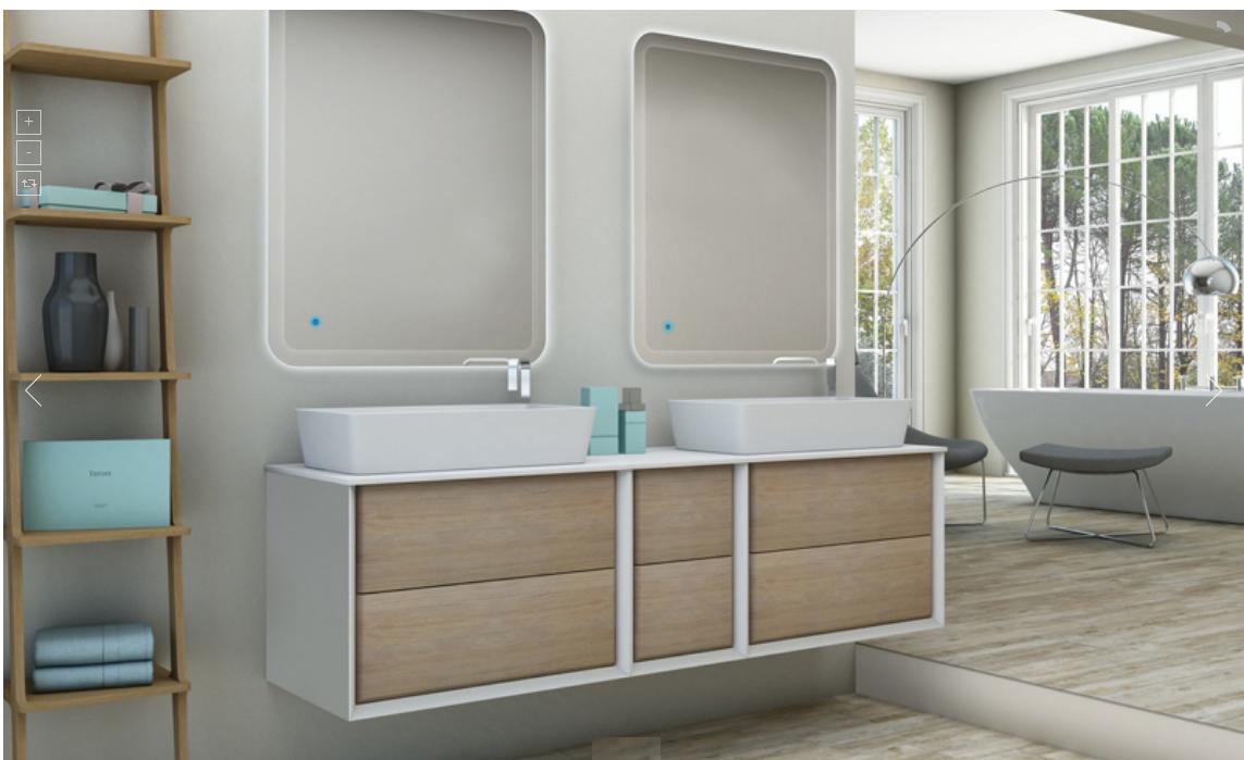 Mobili del bagno dal genio creativo dei designers le ultime novit per del bagno sono mobili - I mobili sono detraibili ...