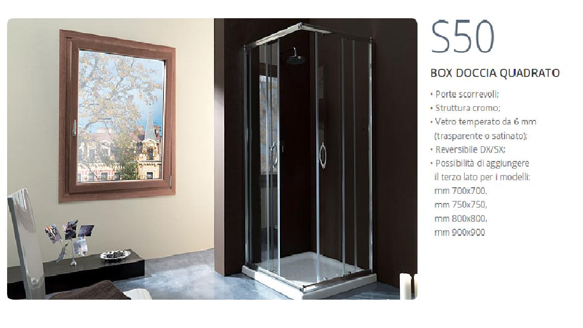 Cabine Doccia Cristallo : Porta doccia scorrevole nicchia arredo design online