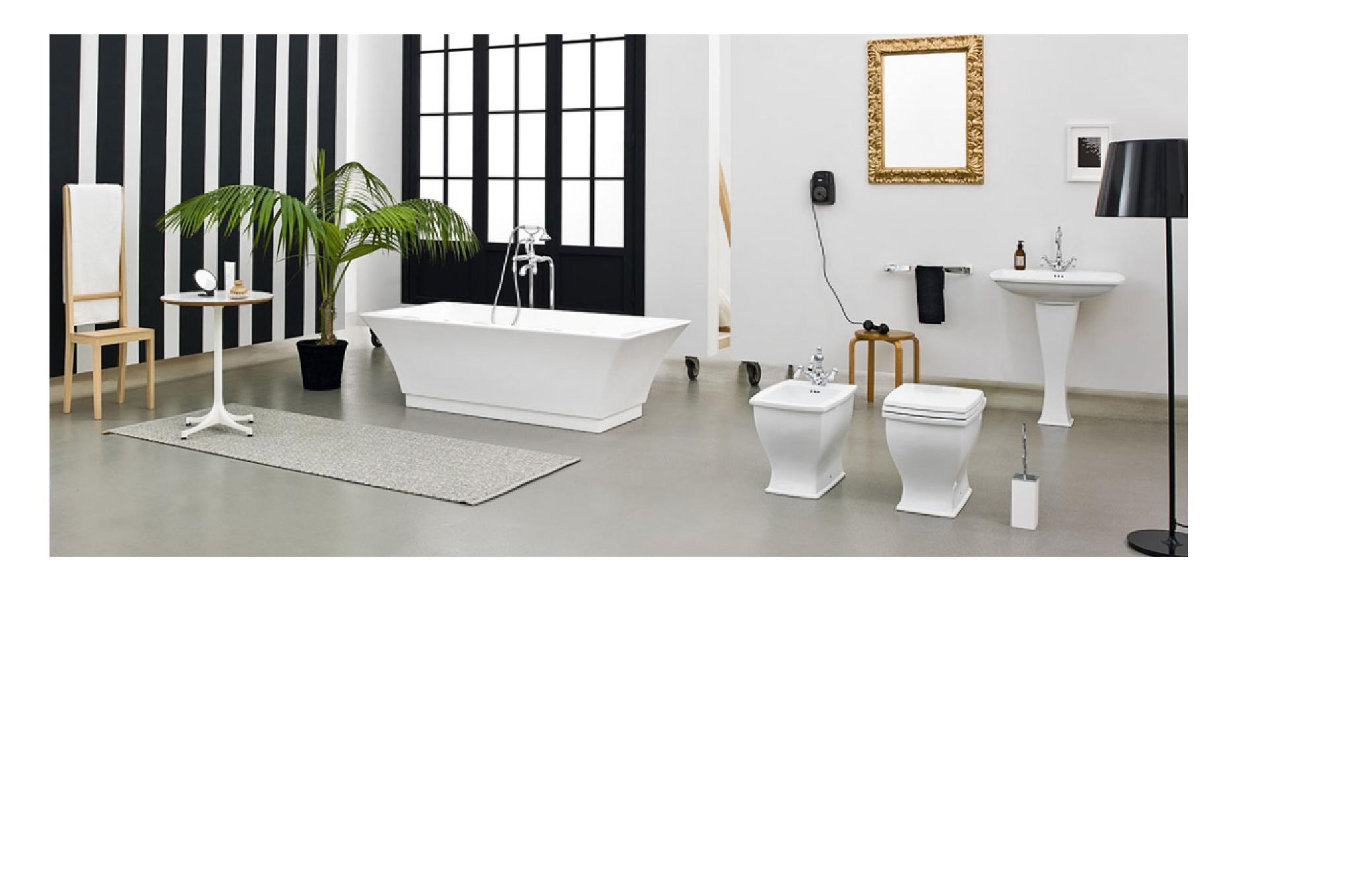 Vasca Da Bagno Jazz : Sanitari da bagno: sanitari bidet filo muro jezz