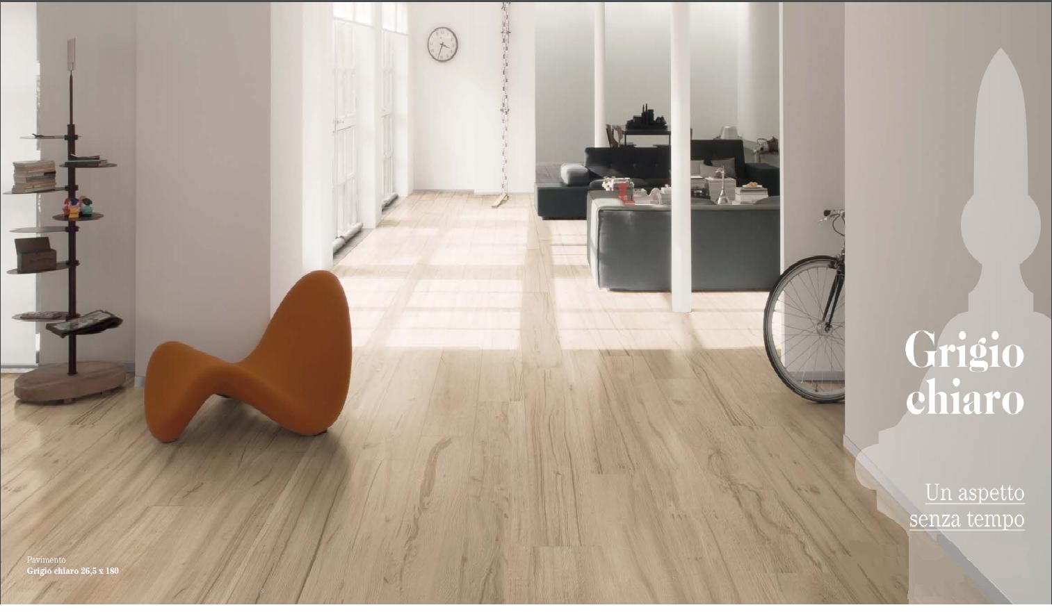 Pavimento Effetto Legno Rovere pavimento just venice grigio chiaro gardenia 16x100