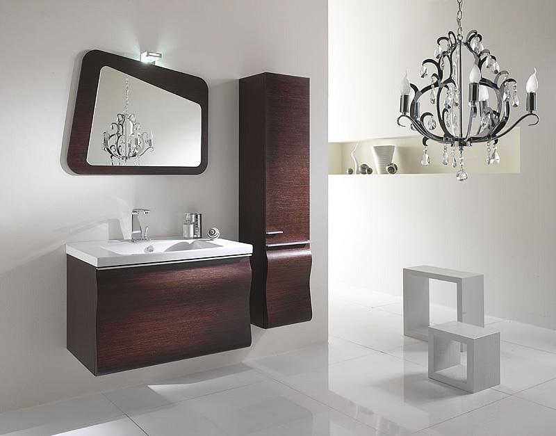 Mobili da bagno moderni mobile bagno gliss wenge