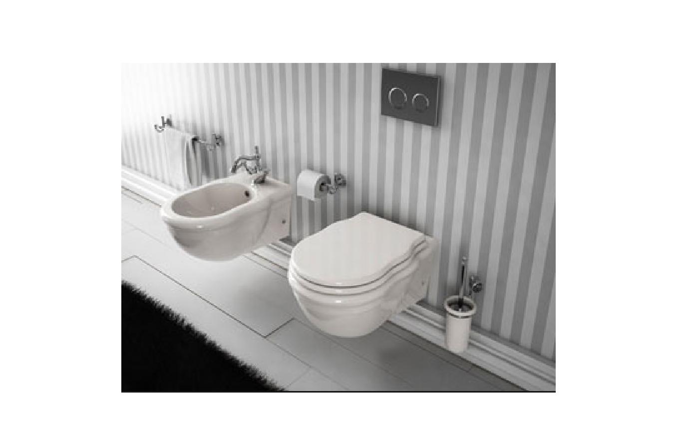 Sanitari da bagno sanitari vaso sospeso hermitage